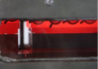 粉末冶金材料热压
