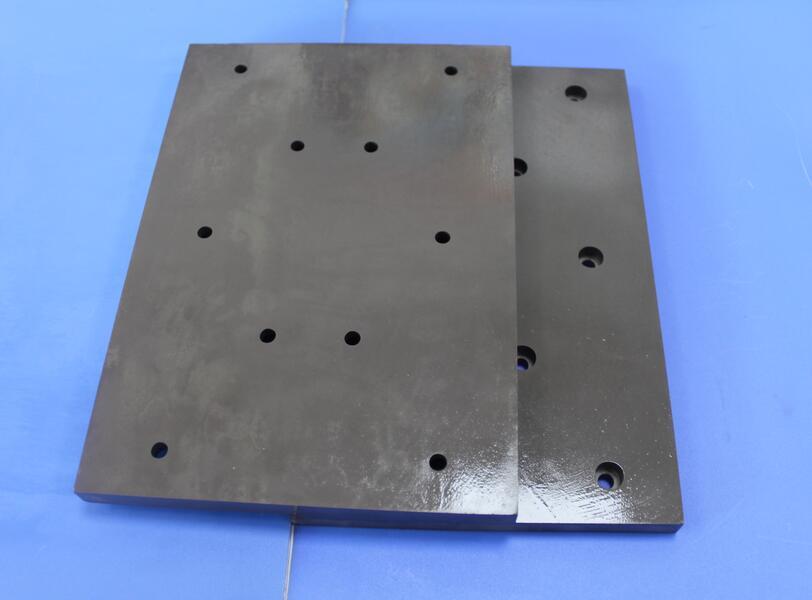 钨钢均热板玻璃热弯